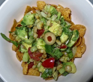 avocado salad 2