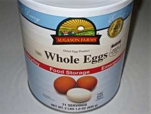 powdered eggs