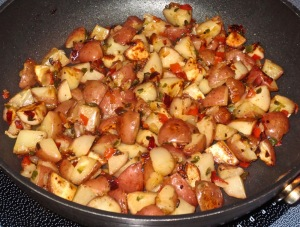 fried potatoes 3