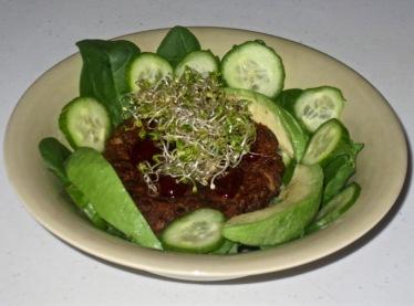 vegan burger patties 12