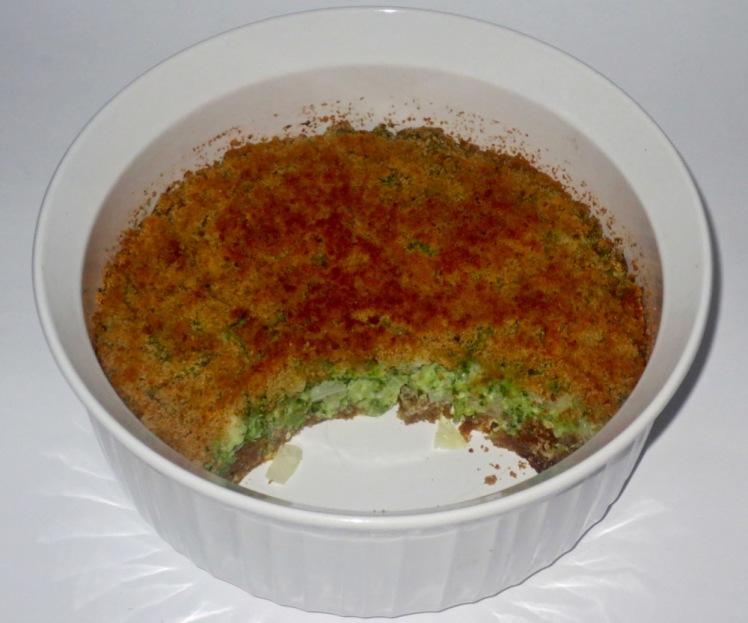 broccoli breakfast bake