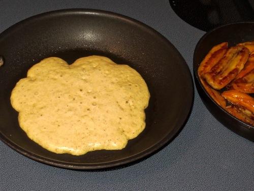 plantain & mangoes