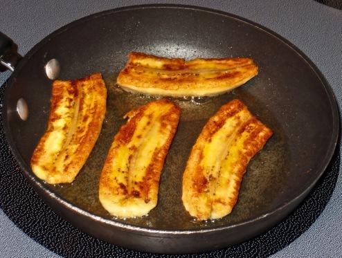 plantains & mangoes