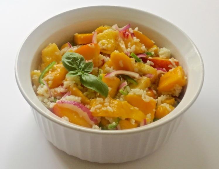 jade pearl rice salad