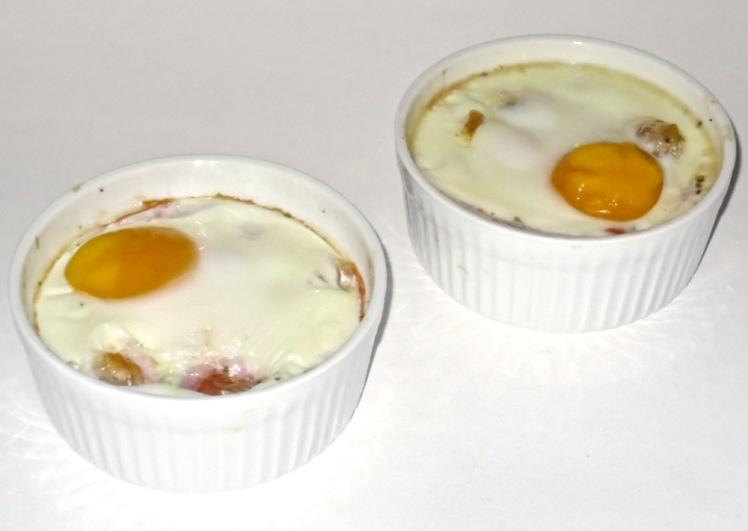 onion, tomato & egg