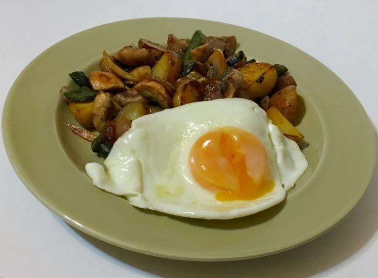breakfast fry