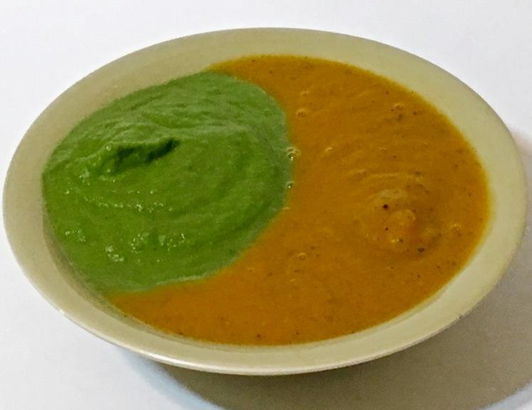 yin yang soup