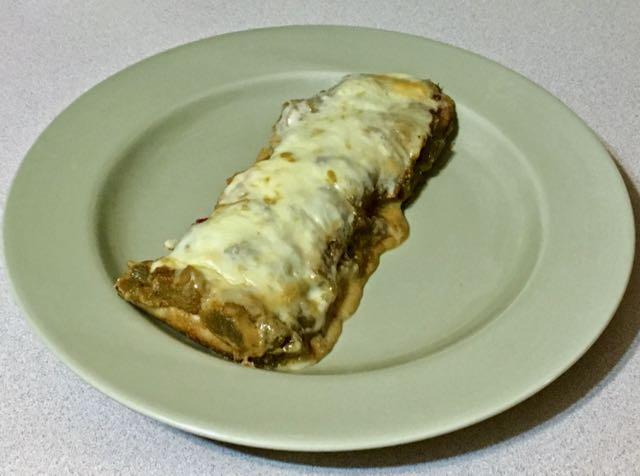 beet greens enchiladas