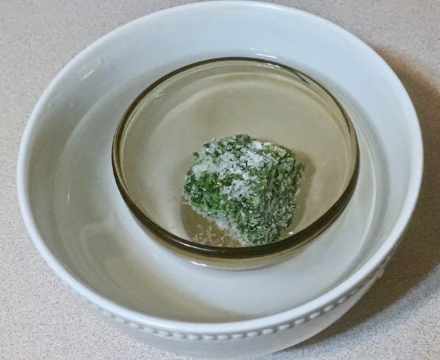 methi omelet
