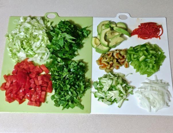 IKEA salad