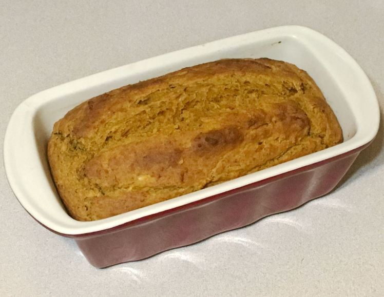 butternut banana bread