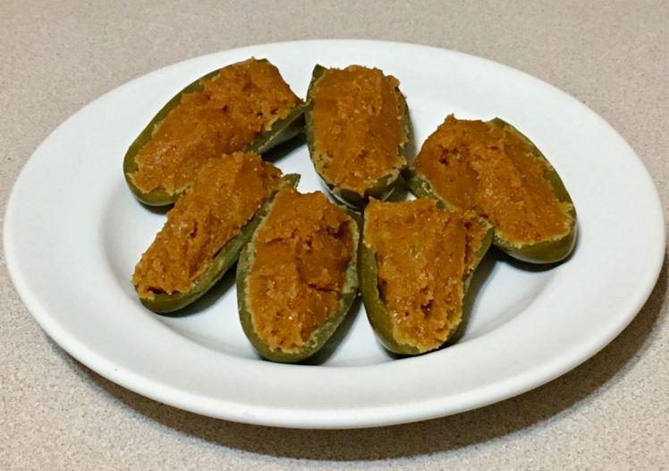 stuffed jalapeños
