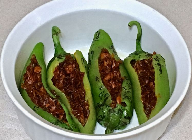 stuffed hatch chiles