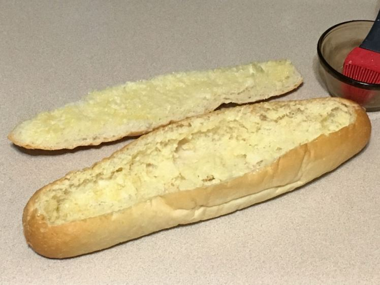 Tuscan sandwich