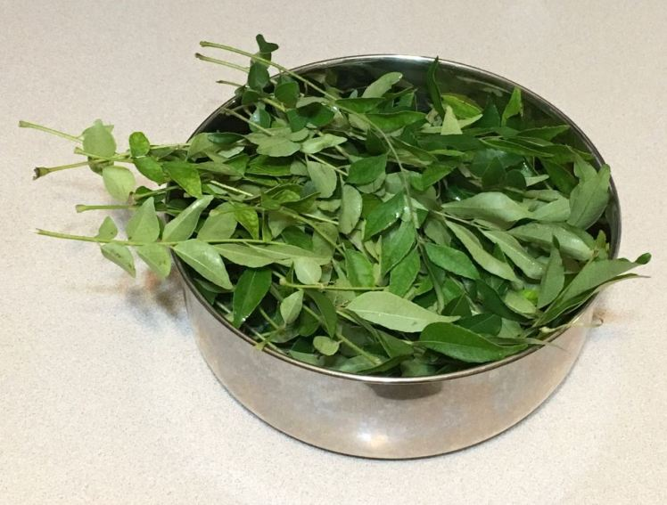 curry leaf paste