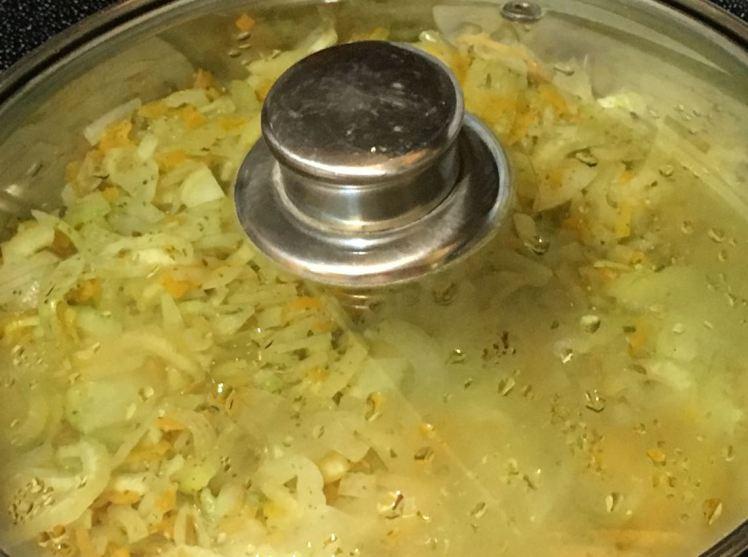 Fennel/Celery sauce