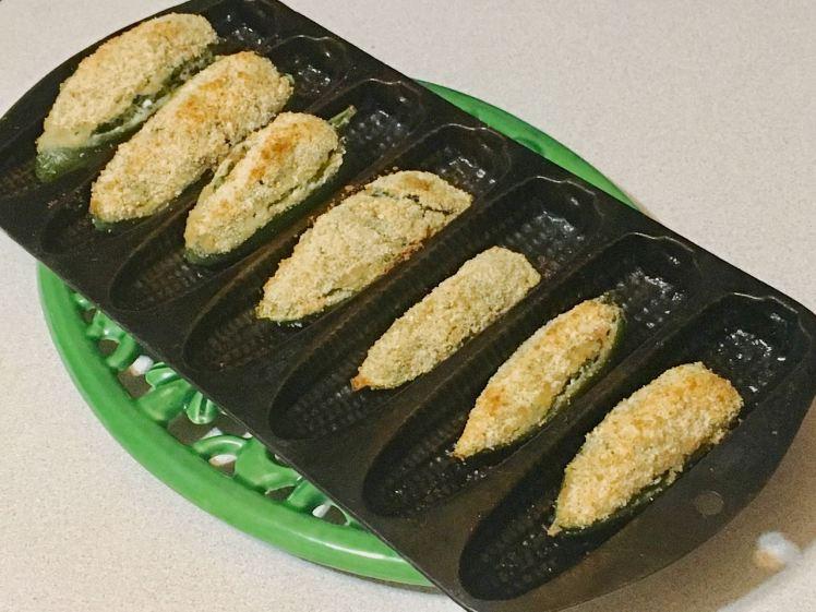 stuffed artichoke bottoms