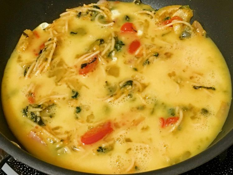 yellow pepper sauce