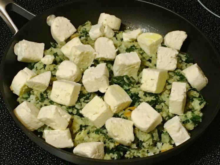 paneer rice