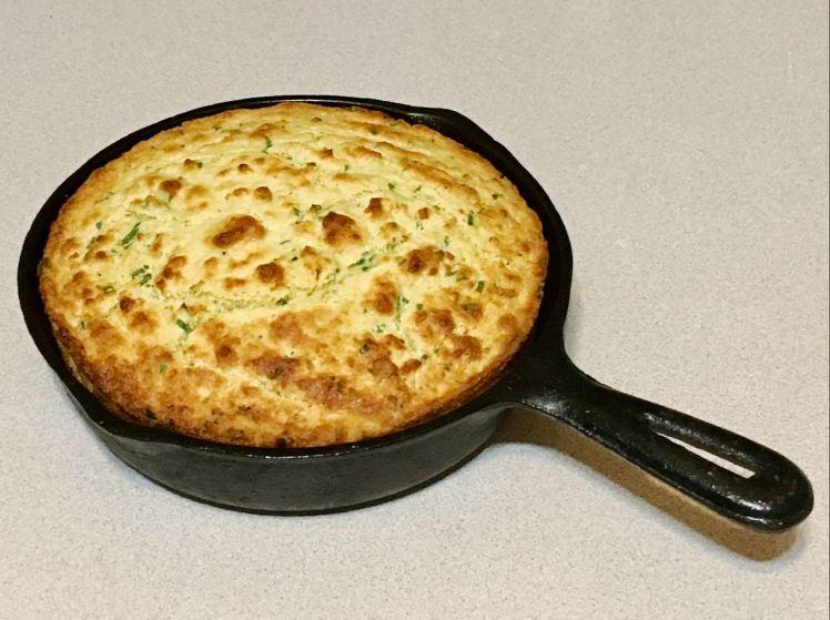 savory cornbread