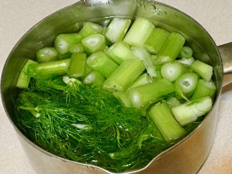 fennel parsnip mushroom soup