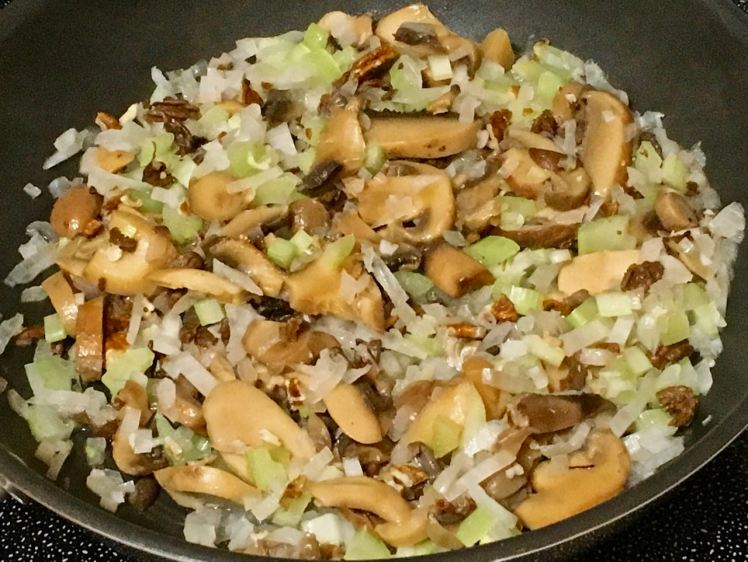 hickory mushroom rice stuffed chiles