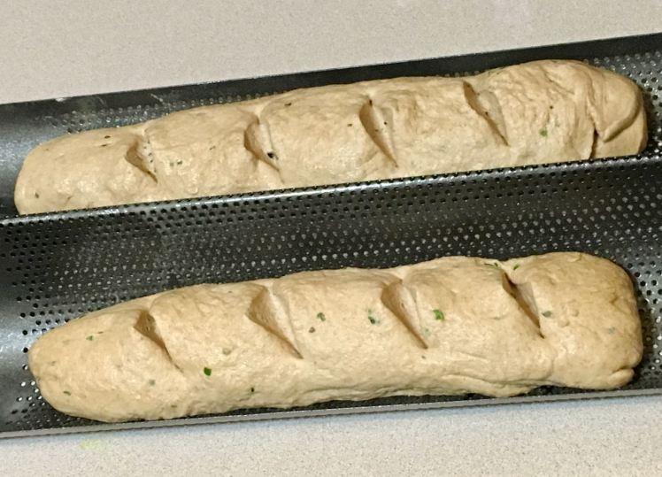 Serrano bread