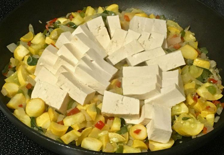 tarragon stir fry