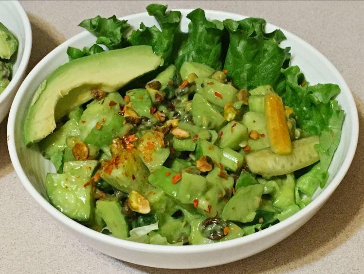 jujube salad