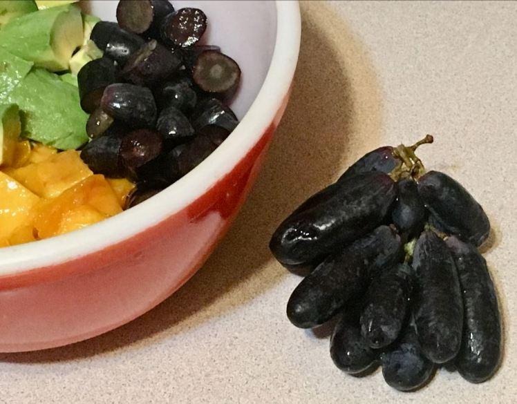 mango avocado salad