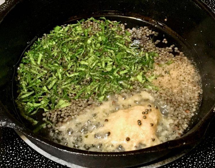 steamed cornbread